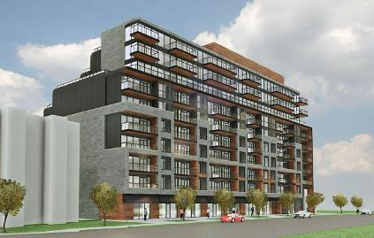 10 Storey Tower at Bathurst and Sheppard